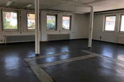 Loftartige Bürofläche in Urfahr zu vermieten