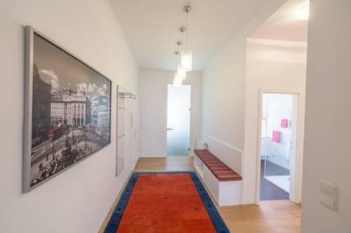 Klosterneuburg! Schöne 2-Zimmer-Wohnung mit parkähnlichem Gemeinschaftsgarten!