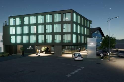 VitalClinic! Premiumflächen für Ordinationen und Therapieräume in bester Lage von Saalfelden. Provisionsfrei