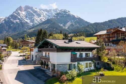 Wohn- und Apartmenthaus in Maria Alm/Hinterthal