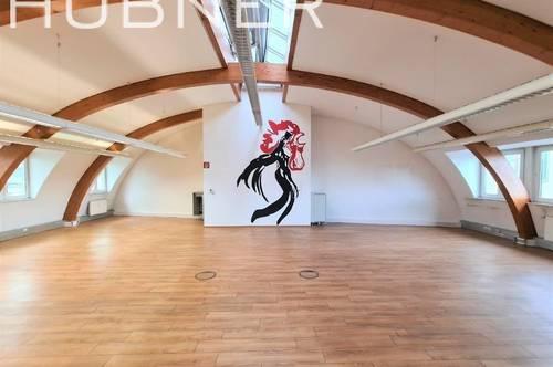 DG - LOFT - BÜRO mit Klimaanlage - zB. Tanzschule, Taekwondo, etc. (Nettomiete)