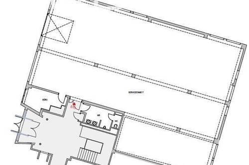 Büro- und Lagerflächen mit Top-Verkehrsanbindung!