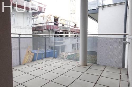 3D- Tour! Citynaher Lifestyle mit Badezugang zum Kaiserwasser - Top Neubauwohnung mit 2 Balkonen!