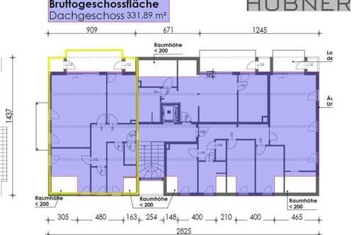 Erstbezug! Dachgeschoß-/Terrassenwohnung im Zentrum von Schiefling am Wörthersee