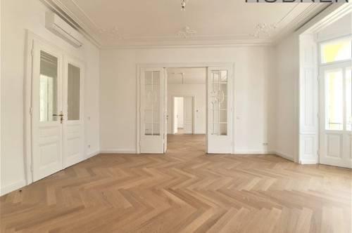 ERSTBEZUG: Wunderschöne, generalsanierte Altbauwohnung in Top-Innenstadtlage - UNBEFRISTET