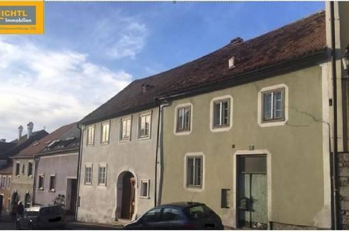 Altes Wohnhaus im Ortskern Eggenburg