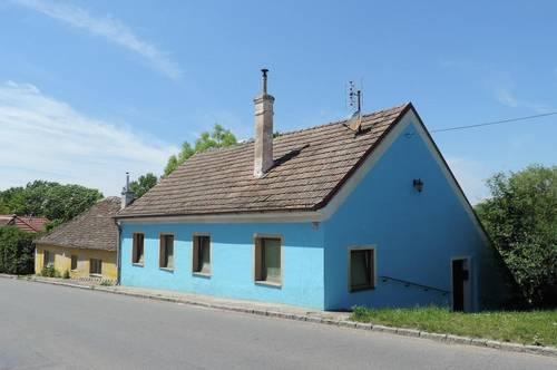 Historisches Landhaus mit Erweiterungsmöglichkeit
