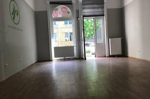 MIT 360°TOUR- Franz-Josef-Straße/ Geschäftslokal vis a vis der Uni zu vermieten!