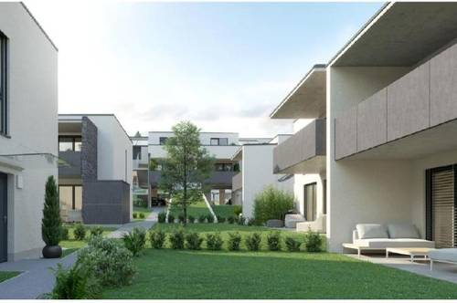 Wunderschöne Wohnung in der Stiftingtalstraße mit Terrasse, Garten und Tiefgaragenplatz!