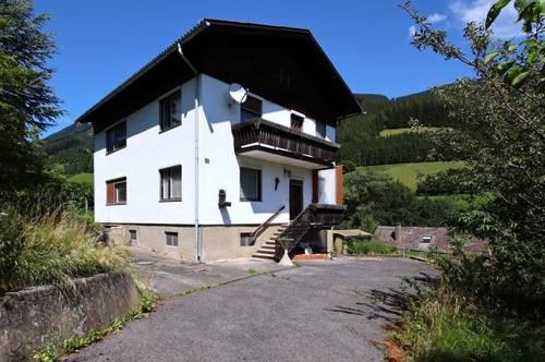 #preiswertes Ein- bis Zweifamilienhaus # mit Garage und Grundstück # 3 Autominuten vom Skigebiet entfernt # IMS Immobilien KG