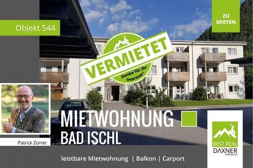 Vermietet! Leistbares Wohnen in Bad Ischl - 2-Zimmer Wohnung in Rettenbach!