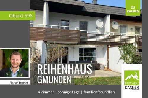 Reizendes Reihenhaus in ruhiger Lage von Gmunden!