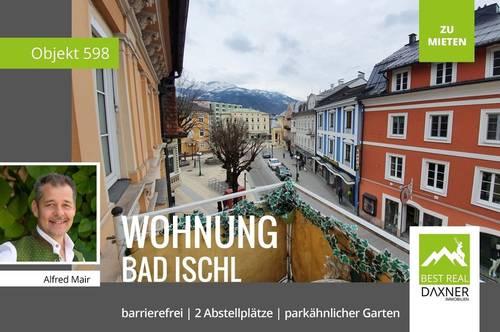 Große Mietwohnung mit Mehrwert im Zentrum von Bad Ischl