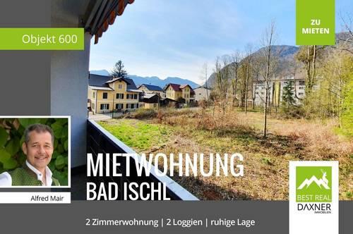 Solide 2-Zimmer Mietwohnung in Bad Ischl