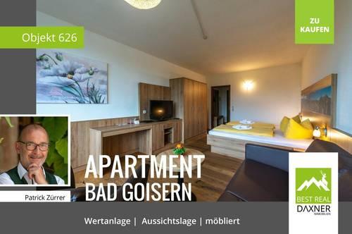 Wertanlage-Apartment in Bad Goisern mit vielen Extras!