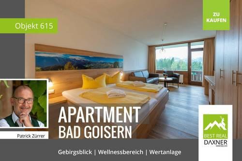 1 Zimmer-Apartment in Bad Goisern mit vielen Extras!