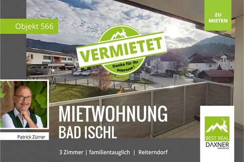 Vermietet! Helle 3 Zimmer Mietwohnung in Reiterndorf