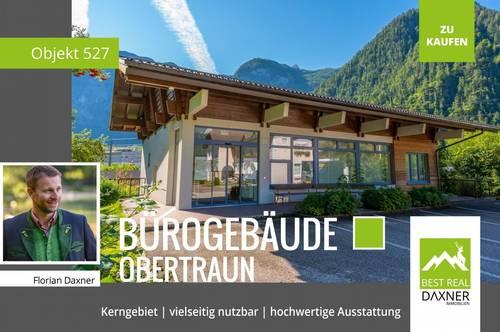 Ehemaliges Bürogebäude mit viel Potential im Zentrum von Obertraun am Hallstättersee!!
