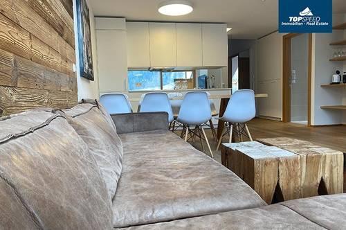 """119 m² Penthouse mit """"Wow-Effekt"""" in der Sun Lodge - Zweitwohnsitz"""