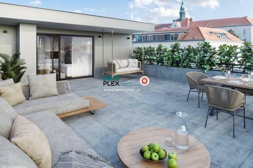 2020 Hollabrunn - DIREKT im Zentrum / PROVISIONSFREIE 4-Zimmer DG-Wohnung mit Terrasse zu KAUFEN; Ihr regionaler Immobilienmakler