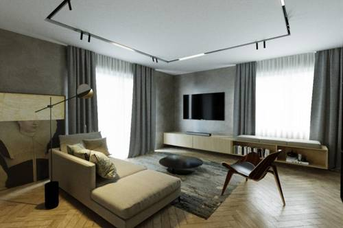 ACHT STERNE - 3-ZIMMER-WOHNUNG mit 74 m² und Balkon