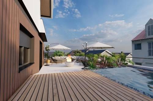 ACHT STERNE - 4-ZIMMER-LUXUSWOHNUNG mit 120 m² + POOL