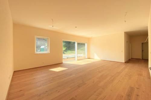 LICHTDURCHFLUTETE GARTENWOHNUNG - 105 m²