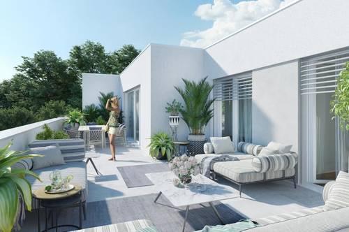 92 m² 3-Zimmer-Eckwohnung in greenliving FEYREGG - H4.4
