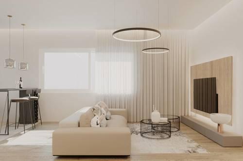 ACHT STERNE - 2-ZIMMER-WOHNUNG mit 52 m²