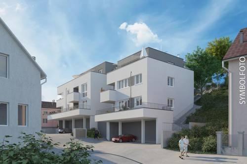2-FACH WOHLFÜHLEN - 3 ZIMMER-TERRASSENWOHNUNG mit 69 m² und Südwestaussicht