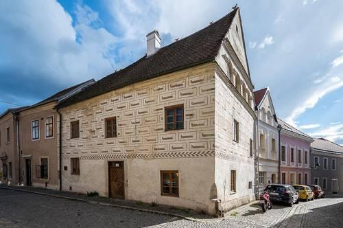 Baujuwel aus der Spätrenaissance, stilecht renoviert