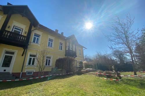 Neuwertige 67m² Wohnung mit schönem Garten und toller Infrastruktur (1787)