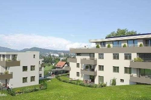 EXKLUSIV - Wohnen mit Weitblick! Traumhafte 3-Zimmer-Gartenwohnung in Bestlage in Andritz! - Provisionsfrei!