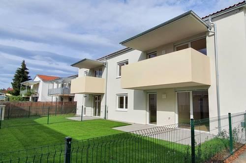 Erstbezug ab sofort! 3-Zimmer Gartenwohnung mit Kaufoption in Leibnitz! Provisionsfrei!