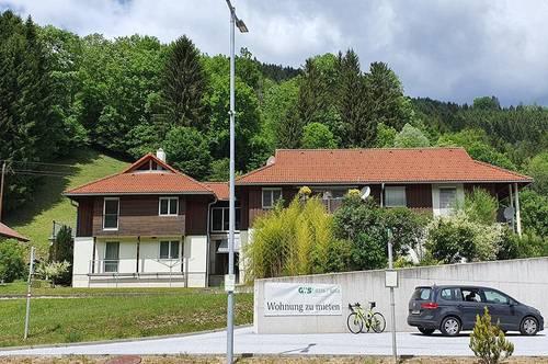 RUNDUM GRÜN: Geförderte 2-Zimmer-Wohnung in absoluter Ruhelage! - Provisionsfrei!