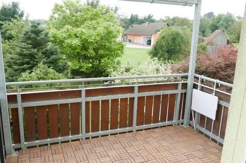 Sofort verfügbar! 3-Zimmer-Wohnung mit Balkon + Blick ins Grüne - provisionsfrei!