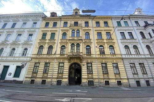 derzeit in Sanierung befindliche 2-Zimmerwohnung Nähe Dietrichsteinplatz