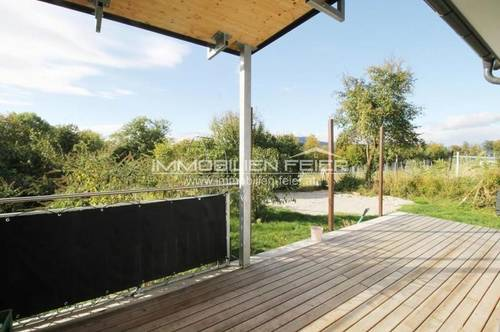 Gartenwohnung mit ca. 700m² Privatgartenfläche in kleiner Wohneinheit!