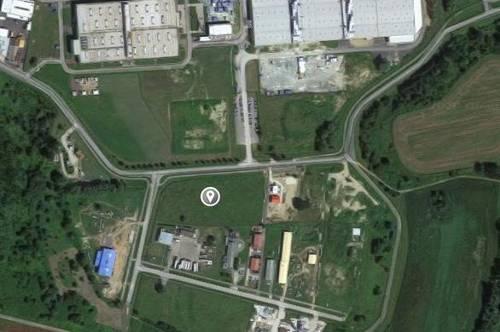 12.205 m² Gewerbegrundstück mit KFT in Szentgotthard