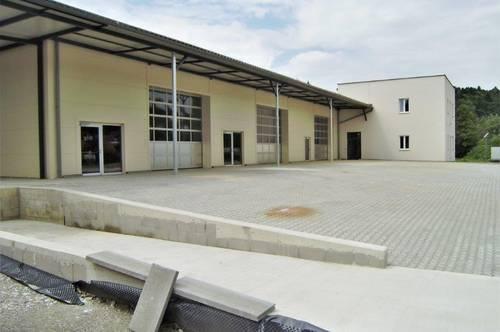 Neubau Halle mit Büro nähe Hausmannstätten b. Graz