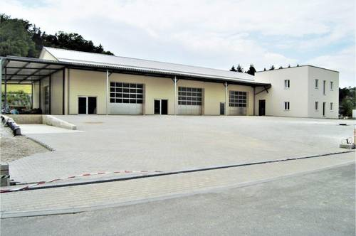 Gewerbeobjekt nähe Hausmannstätten b. Graz