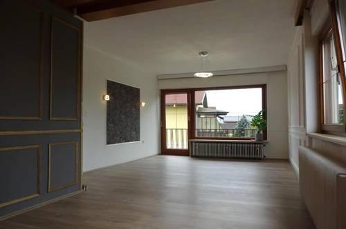 Hippe 3-Zimmer Erdgeschosswohnung mit 520 m² Garten