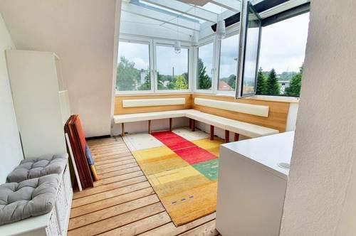 Schöne Dachgeschosswohnung in Bärnbach
