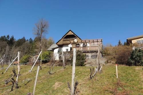 Landhaus mit herrlicher Aussicht!!