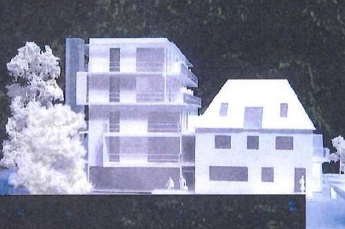 Grundstück für Neubauprojekt