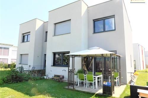 SOLIDE GEBAUT ! - Einfamilienhaus in gekuppelter Bauweise in Pixendorf beim Bahnhof Tullnerfeld zu mieten