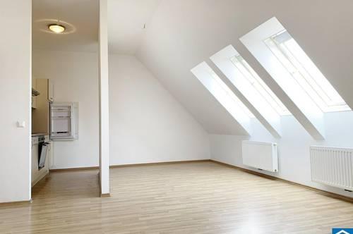 Moderne Dachgeschosswohnung Nähe Währinger Park
