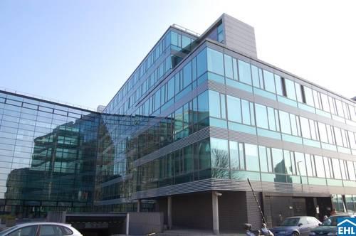 Moderne Büroflächen zwischen Wiener Zentrum und Flughafen !