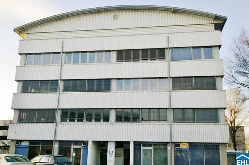Büroflächen in Strebersdorf