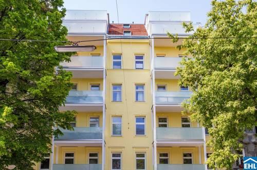 Rooftop-Apartment mit herrlichem Ausblick!